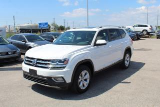 Used 2019 Volkswagen Atlas 3.6 FSI Highline for sale in Whitby, ON
