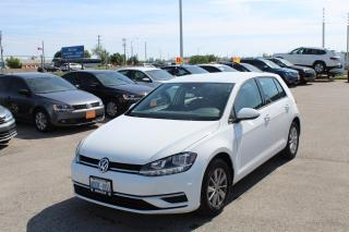 Used 2019 Volkswagen Golf 1.4 TSI Comfortline for sale in Whitby, ON
