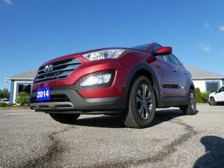 Used 2014 Hyundai Santa Fe Sport SPORT- 2.4L AWD- HEATED FRONT/ REAR SEATS- BLUETOOTH- WEATHER TEC FLOOR MATS for sale in Essex, ON