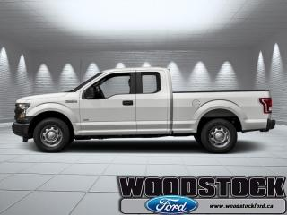 Used 2017 Ford F-150 XLT  - Bluetooth -   A/C - Low Mileage for sale in Woodstock, ON
