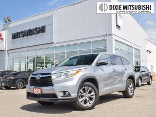 Used 2016 Toyota Highlander LE   BLUETOOTH   BACK-UP CAM   HEATED SEATS for sale in Mississauga, ON