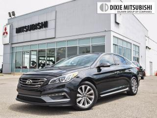 Used 2015 Hyundai Sonata Sport   BSW   PARKING SENSORS for sale in Mississauga, ON