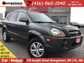 Used 2009 Hyundai Tucson 25 Anniversary | NAVI | SUNROOF | HEATED SEATS for sale in Georgetown, ON