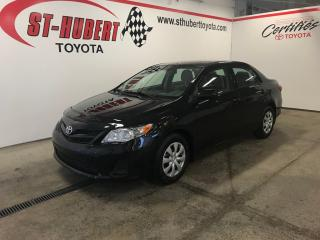 Used 2013 Toyota Corolla A/C, VI , CRUISE for sale in St-Hubert, QC