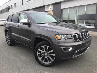 Used 2018 Jeep Grand Cherokee LIMITED TOIT GPS CUIR for sale in Ste-Marie, QC