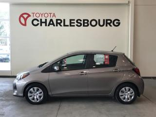 Used 2015 Toyota Yaris LE for sale in Québec, QC
