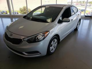 Used 2015 Kia Forte Berline 4 portes, LX for sale in Montréal, QC