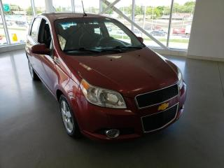 Used 2011 Chevrolet Aveo Familiale 5 portes LT for sale in Montréal, QC