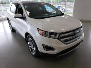 Used 2016 Ford Edge 4 portes Titanium, Traction intégrale for sale in Montréal, QC