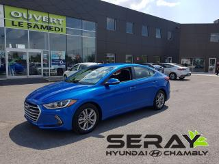 Used 2018 Hyundai Elantra Gl, A/c, Bluetooth for sale in Chambly, QC