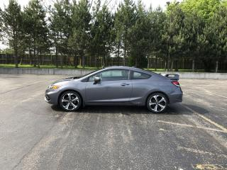 Used 2015 Honda Civic SI FWD for sale in Cayuga, ON