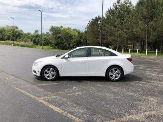 Used 2014 CHEV CRUZE 2LT DIESEL FWD for sale in Cayuga, ON