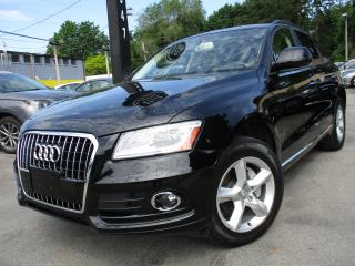Used 2015 Audi Q5 2.0T QTRO KOMFORT|ONE OWNER|42,000KM|AUTO !! for sale in Burlington, ON