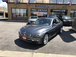Used 2014 BMW 3 Series 2014 BMW 3 Series - 4dr Sdn 328i xDrive AWD for sale in North York, ON