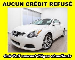 Used 2010 Nissan Altima 2.5S CUIR *TOIT OUVRANT* SIEGES CHAUFFANTS *PROMO for sale in St-Jérôme, QC