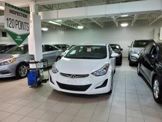 Used 2015 Hyundai Elantra GL for sale in St-Laurent, QC