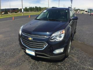 Used 2016 Chevrolet Equinox LT for sale in Thunder Bay, ON