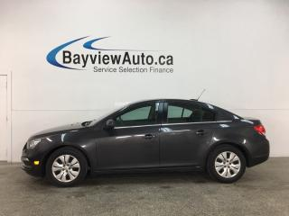 Used 2016 Chevrolet Cruze Limited 1LT - AUTO! ONSTAR! A/C! CRUISE! PWR GROUP! for sale in Belleville, ON