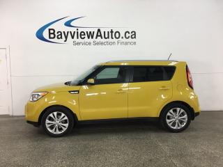 Used 2015 Kia Soul EX+ - AUTO! HTD SEATS! A/C! CRUISE! ALLOYS! for sale in Belleville, ON