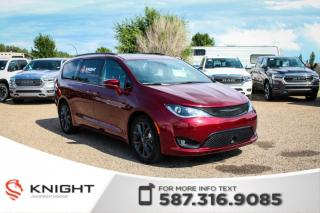 New 2019 Chrysler Pacifica Limited 'S' | DVD | 360 Camera for sale in Medicine Hat, AB