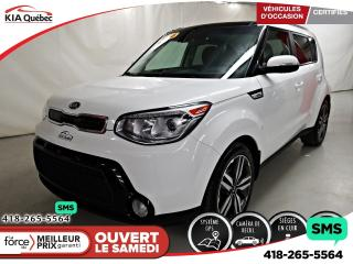 Used 2016 Kia Soul Sx Luxe Toit Pano for sale in Québec, QC