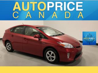 Used 2013 Toyota Prius for sale in Mississauga, ON