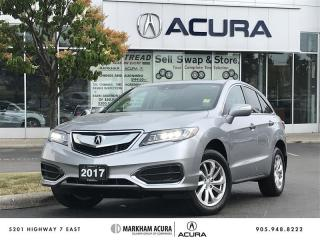 Used 2017 Acura RDX Tech at AWD, Navi, Power Liftgate, Back Up Cam for sale in Markham, ON