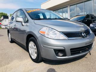 Used 2010 Nissan Versa 1.8S for sale in Lévis, QC