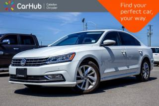 Used 2018 Volkswagen Passat Comfortline|Navi|Sunroof|Backup Cam|Bluetooth|R-Start|Heated Front Seats|17