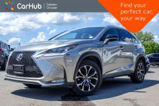 Used 2017 Lexus NX 200t AWD|Navi|Pano Sunroof|Bluetooth|Backup Cam|Heated Seats|17