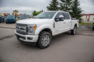 New 2019 Ford F-350 Limited FX4 Off-Road Package, TOUGH BED SPRAY-IN BEDLINER, 5th Wheel Prep Package! for sale in Okotoks, AB