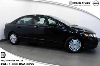 Used 2008 Honda Civic Sedan DX 5sp only 156,000kms!!! for sale in Regina, SK