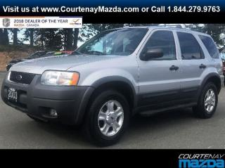Used 2003 Ford Escape Limited 4Dr 4WD for sale in Courtenay, BC