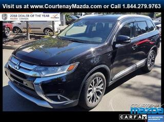 Used 2016 Mitsubishi Outlander GT S-AWC for sale in Courtenay, BC