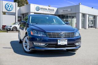 Used 2014 Volkswagen Passat 2.0 TDI Highline *TDI* *LEATHER* * SUNROOF* *DSG* for sale in Surrey, BC