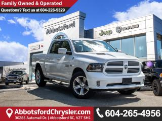 Used 2015 RAM 1500 Sport *LOCALLY DRIVEN* for sale in Abbotsford, BC