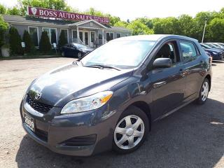 Used 2009 Toyota Matrix XR for sale in Oshawa, ON