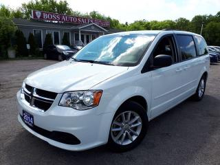 Used 2014 Dodge Grand Caravan SE CREW for sale in Oshawa, ON