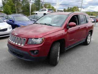 Used 2014 Jeep Compass Sport/North Alloys | AC | 4x4 | CERTIFIED for sale in Waterloo, ON