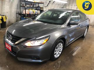 Used 2018 Nissan Altima Remote start * Nissan connect screen * Reverse camera * * Heated front seats * Heated mirrors * Hands free steering wheel controls * Phone connect * V for sale in Cambridge, ON