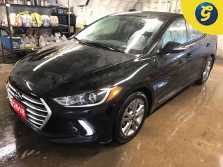 Used 2018 Hyundai Elantra Blind Spot Detection  with Lane Change Assist Blind Spot Sensor * Rear Cross-Traffic Collision Warning * Power drivers seat lumbar * Phone connect * V for sale in Cambridge, ON