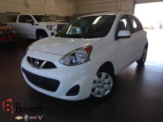 Used 2015 Nissan Micra Sv Camera for sale in Blainville, QC