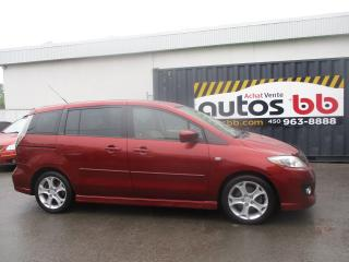 Used 2009 Mazda MAZDA5 ( COMME NEUF ) for sale in Laval, QC