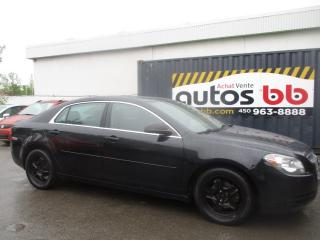 Used 2010 Chevrolet Malibu ( 102 KM - LIQUIDATION ) for sale in Laval, QC