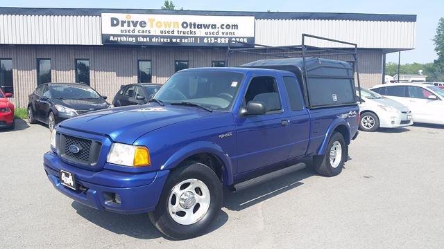 2005 Ford Ranger XL SUPER CAB 4X4