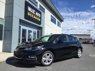 Used 2017 Chevrolet Cruze 2017 Chevrolet for sale in St-Georges, QC