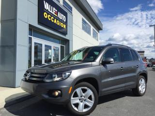 Used 2016 Volkswagen Tiguan 2016 Volkswagen Tiguan - 4MOTION 4dr Auto Comfortl for sale in St-Georges, QC