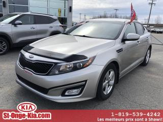 Used 2014 Kia Optima Berline 4 portes, boîte automatique LX for sale in Shawinigan, QC