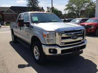 Used 2016 Ford F-250 XLT   4X4   Local Trade   Remote Start for sale in Harriston, ON
