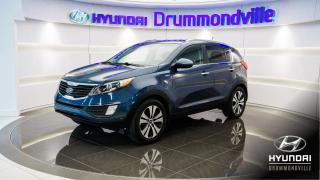 Used 2012 Kia Sportage EX AWD + MAGS + CRUISE + A/C + HITC for sale in Drummondville, QC